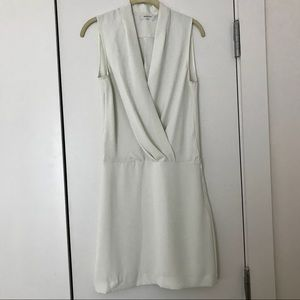 White Babaton Phoenix Dress - Size 4 - Worn 1x